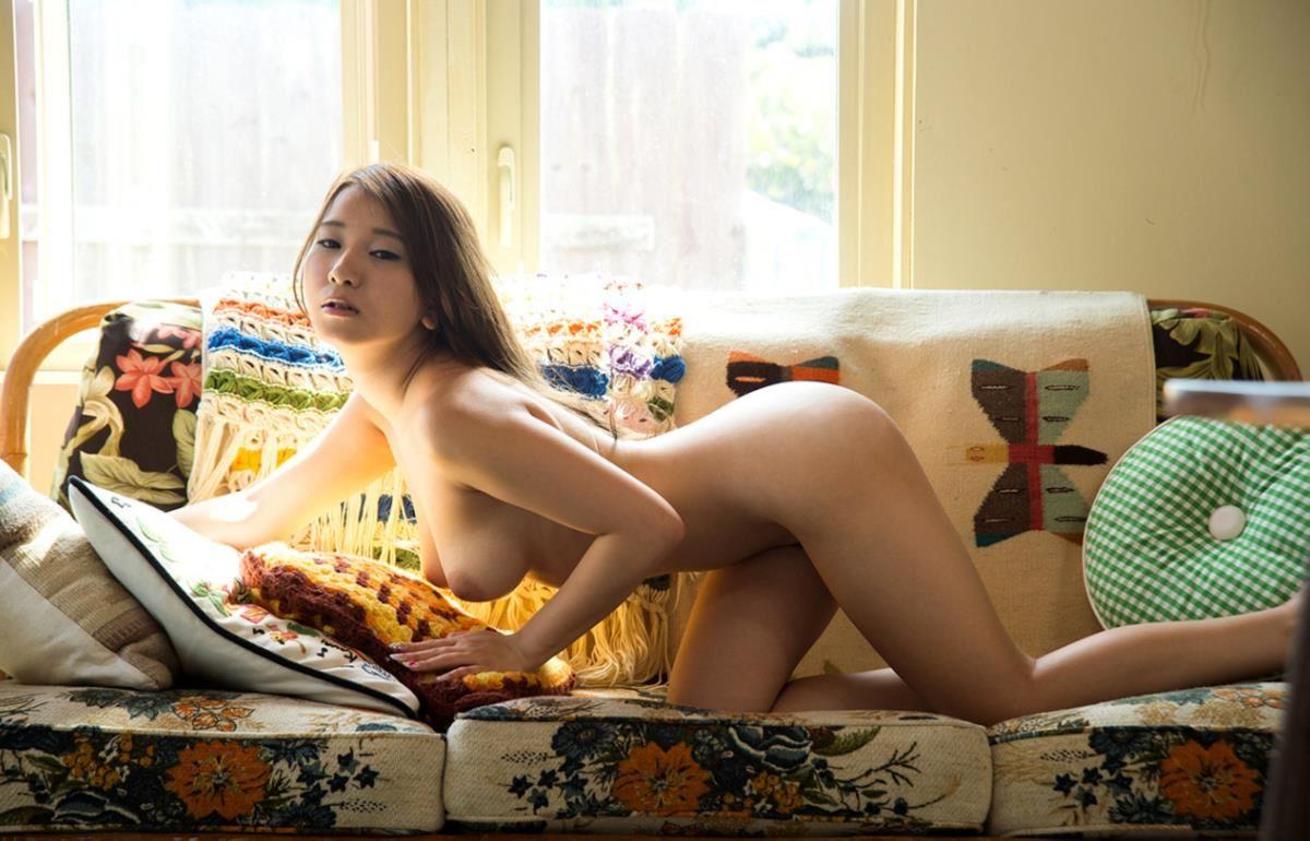 園田みおん Gカップ美巨乳がセクシーなヌード画像 31