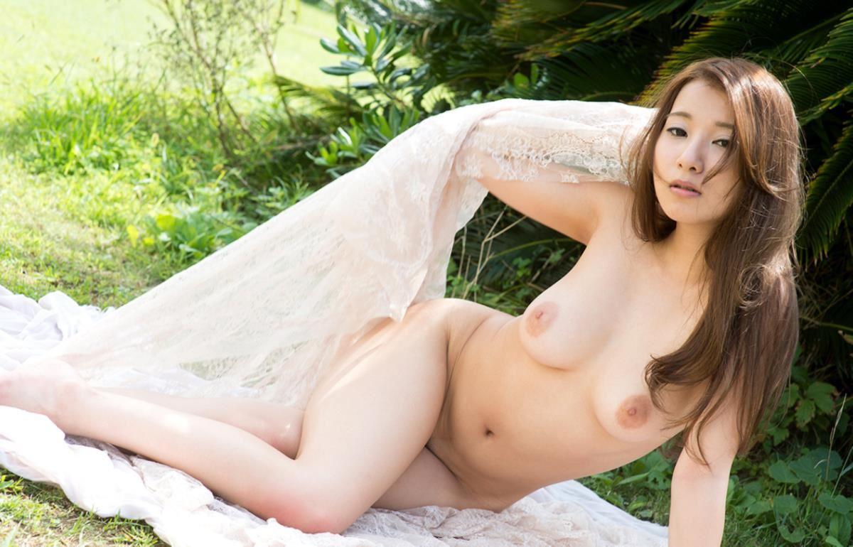 園田みおん Gカップ美巨乳がセクシーなヌード画像 62