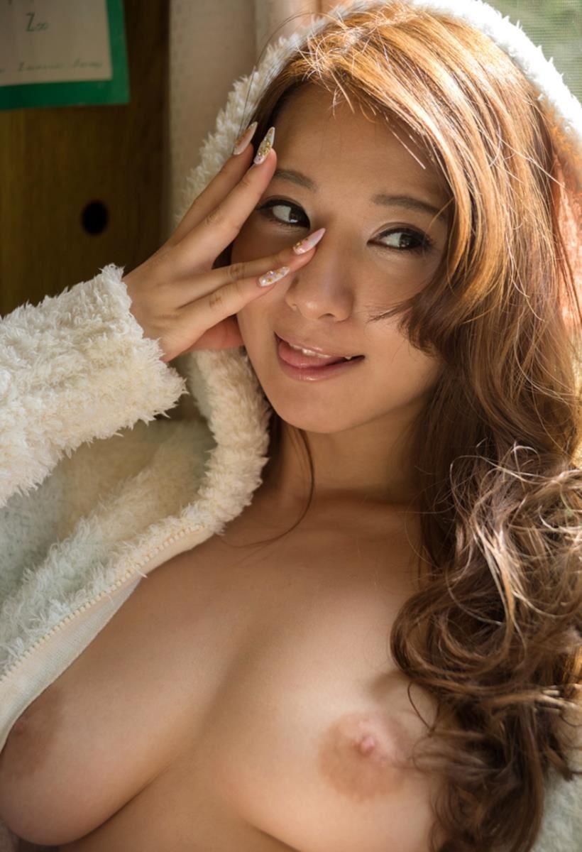 園田みおん Gカップ美巨乳がセクシーなヌード画像 73