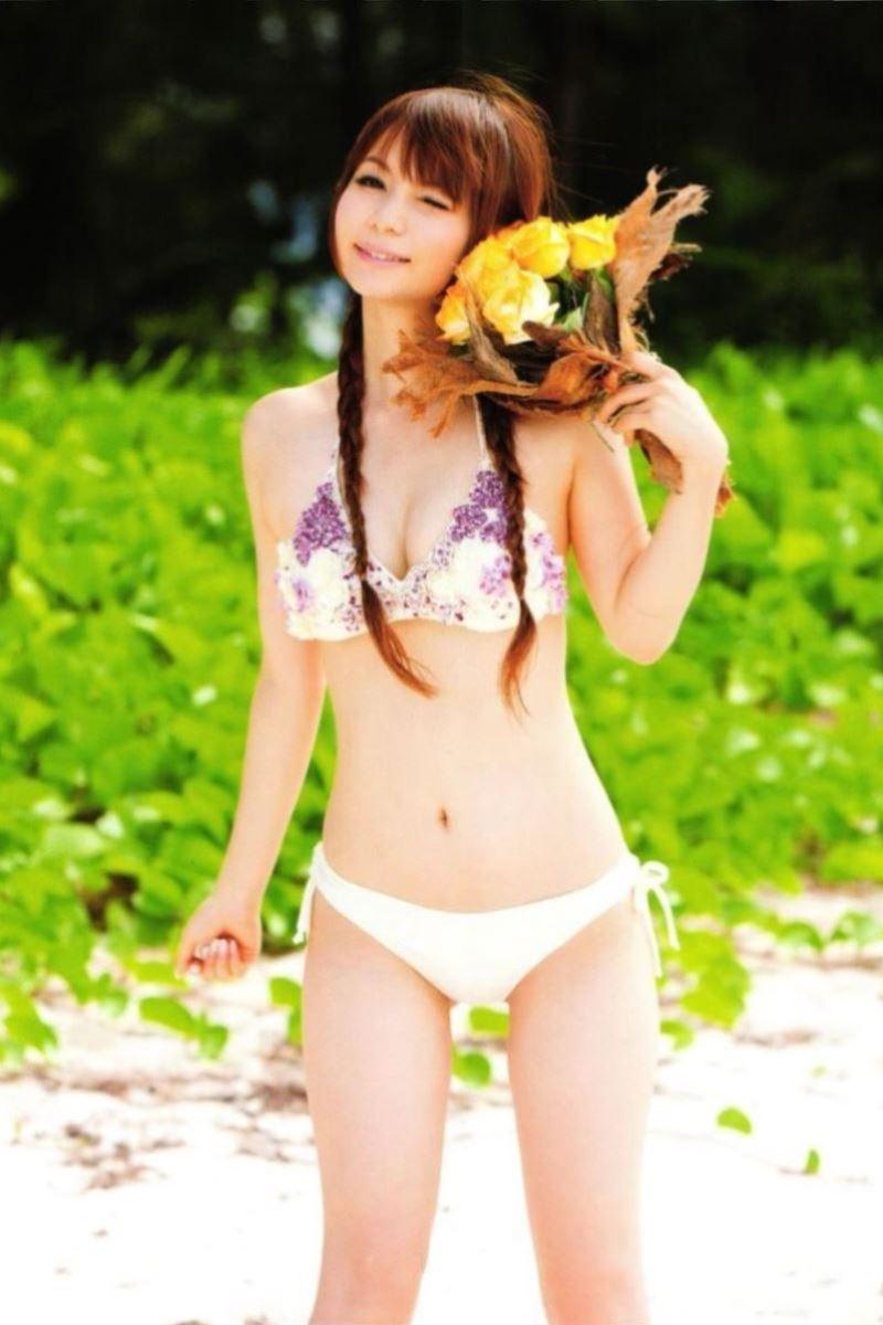 中川翔子の水着写真集「ギザ10」画像 39