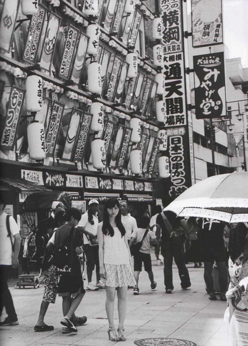 西野七瀬の水着写真集「普段着」エロ画像 27