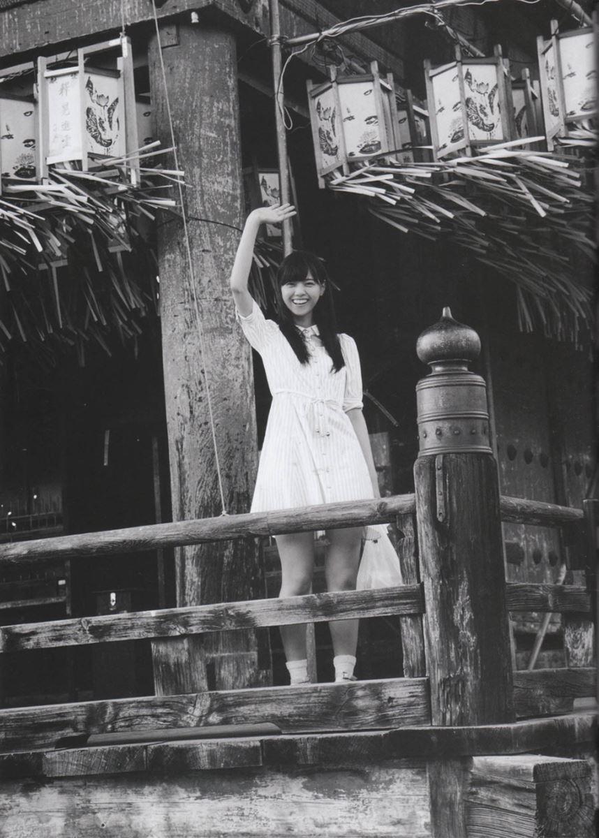 西野七瀬の水着写真集「普段着」エロ画像 42