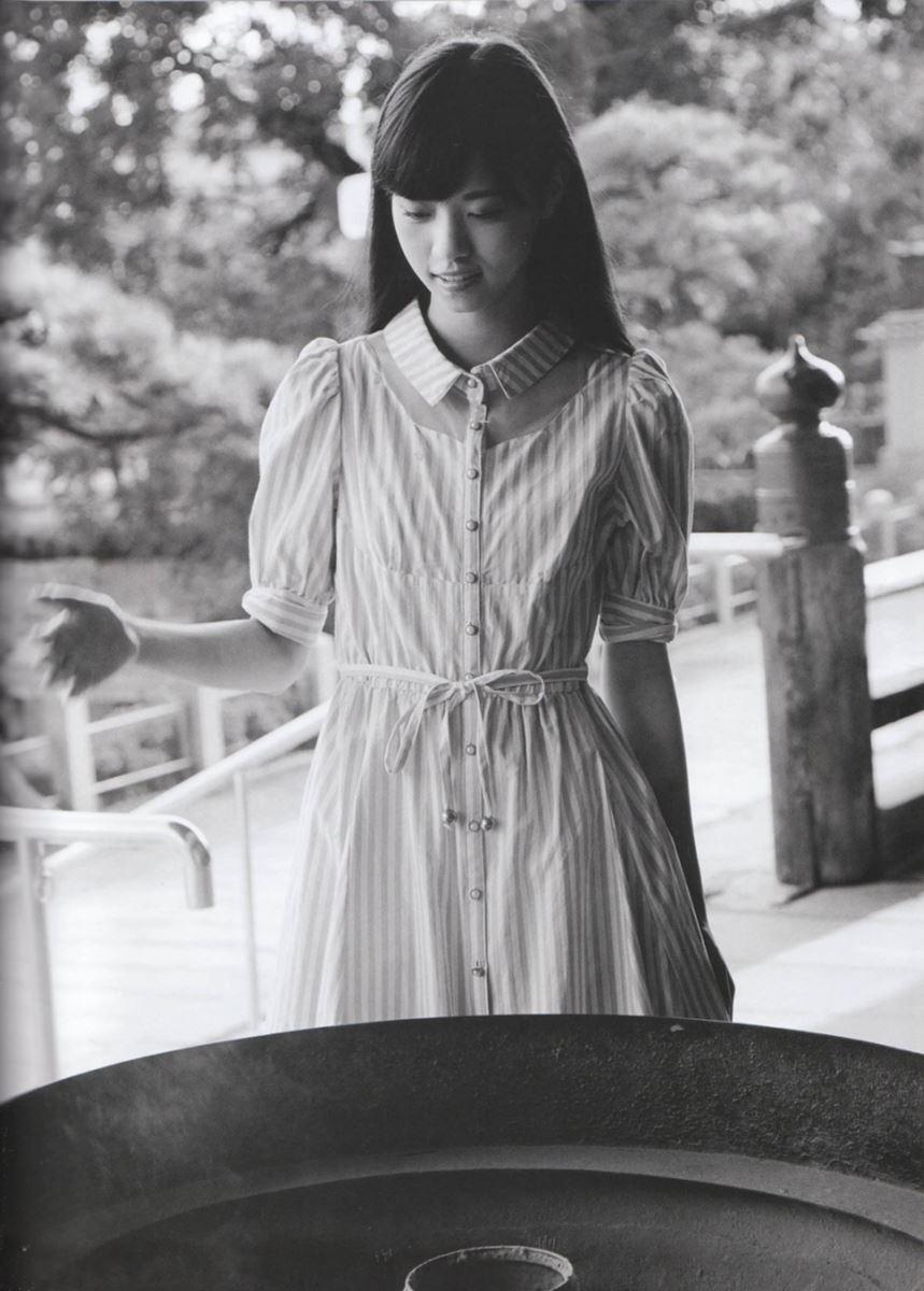 西野七瀬の水着写真集「普段着」エロ画像 43