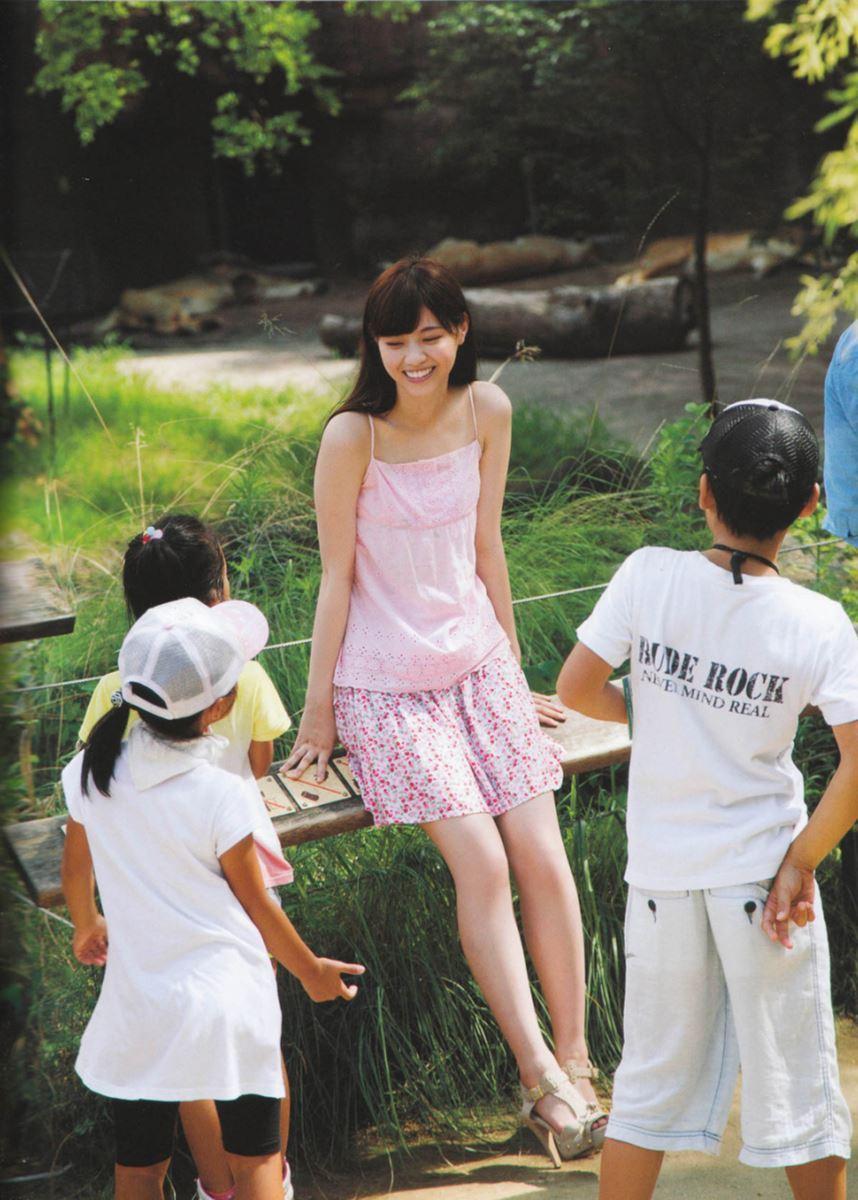 西野七瀬の水着写真集「普段着」エロ画像 51