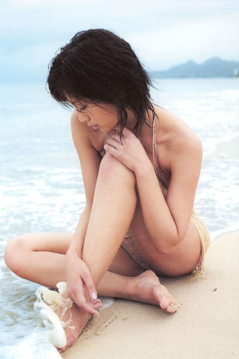 安田美沙子 水着グラビア写真集「ナマミサ」画像 6