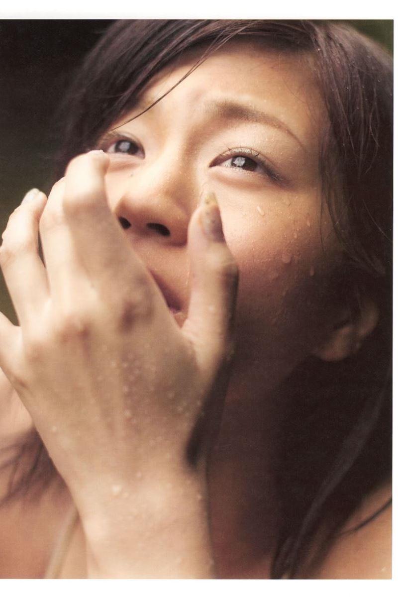 安田美沙子 水着グラビア写真集「ナマミサ」画像 15