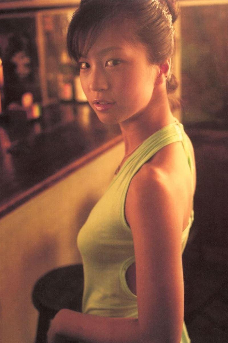 安田美沙子 水着グラビア写真集「ナマミサ」画像 18