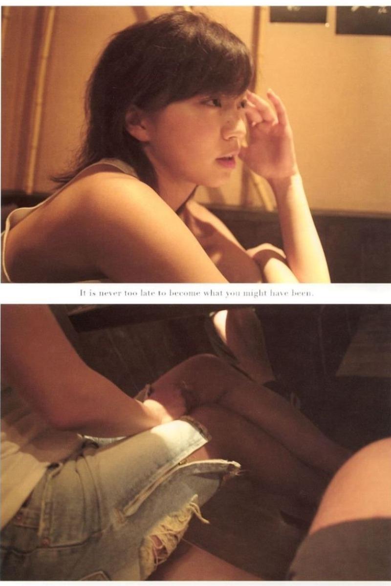 安田美沙子 水着グラビア写真集「ナマミサ」画像 20