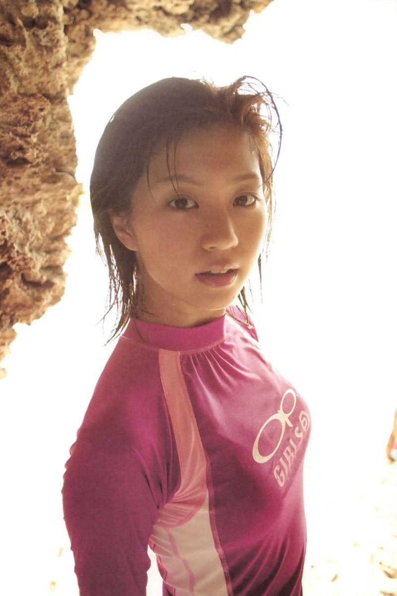 安田美沙子 水着グラビア写真集「ナマミサ」画像 30