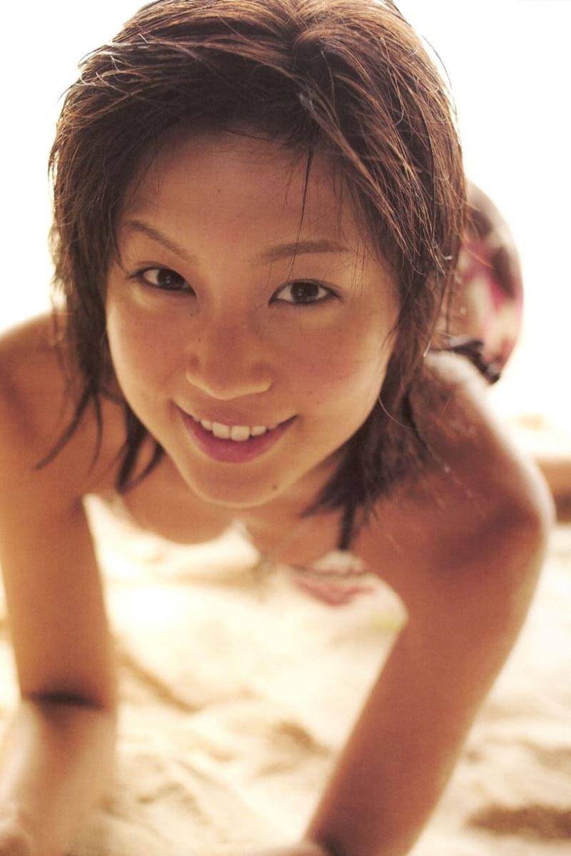 安田美沙子 水着グラビア写真集「ナマミサ」画像 32