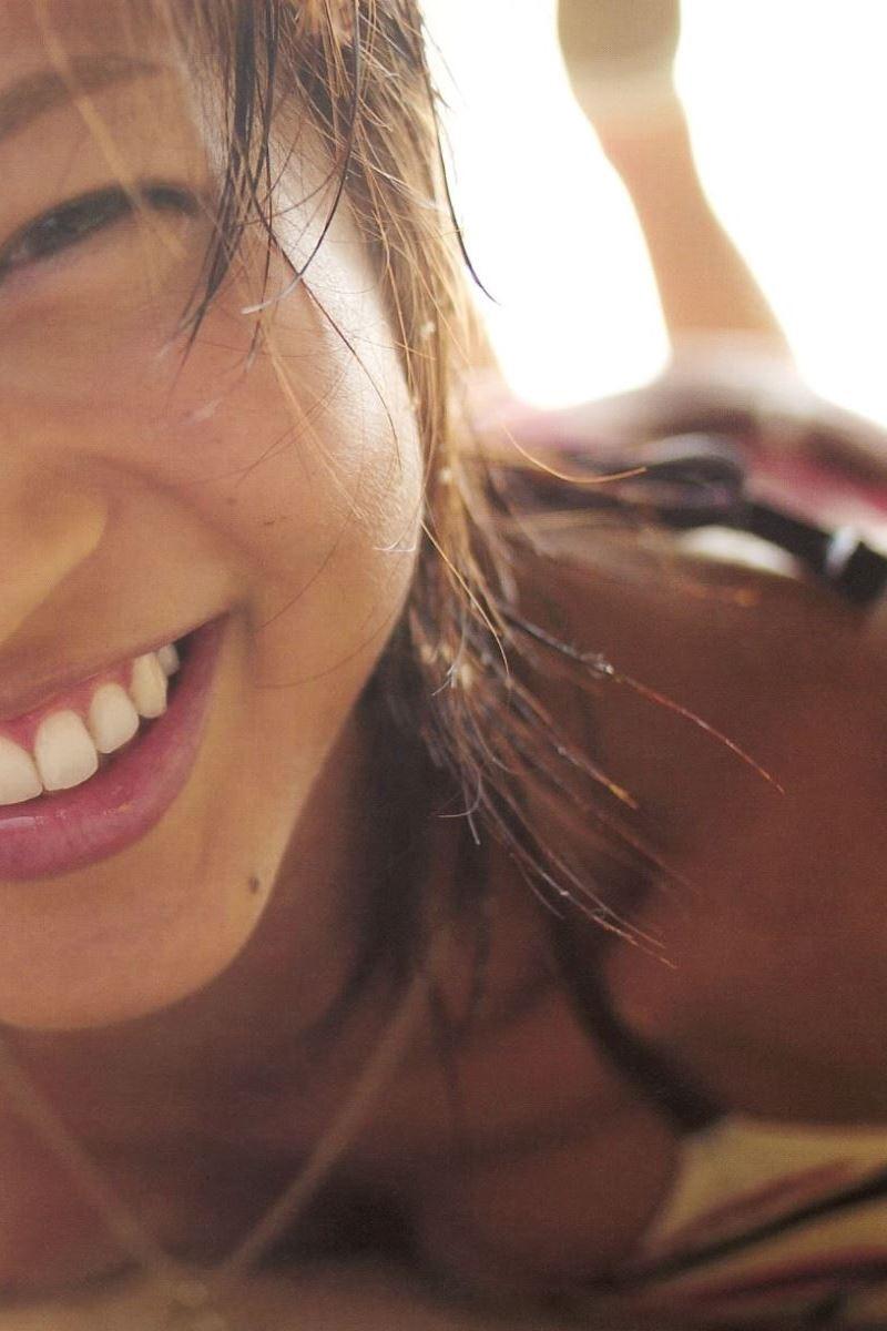 安田美沙子 水着グラビア写真集「ナマミサ」画像 35
