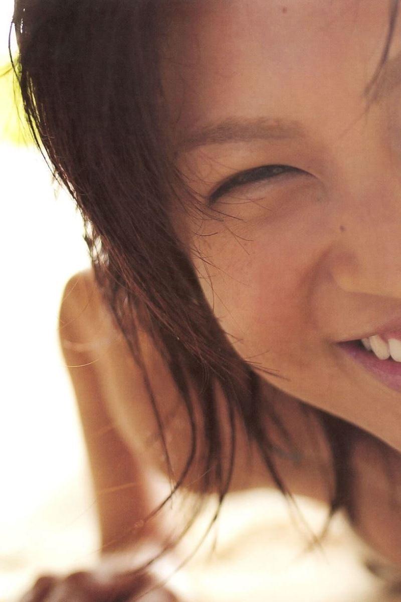 安田美沙子 水着グラビア写真集「ナマミサ」画像 36