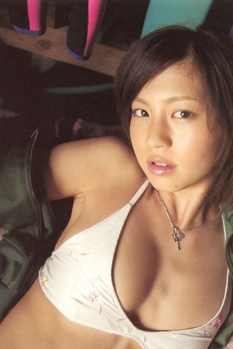 安田美沙子 水着グラビア写真集「ナマミサ」画像 44