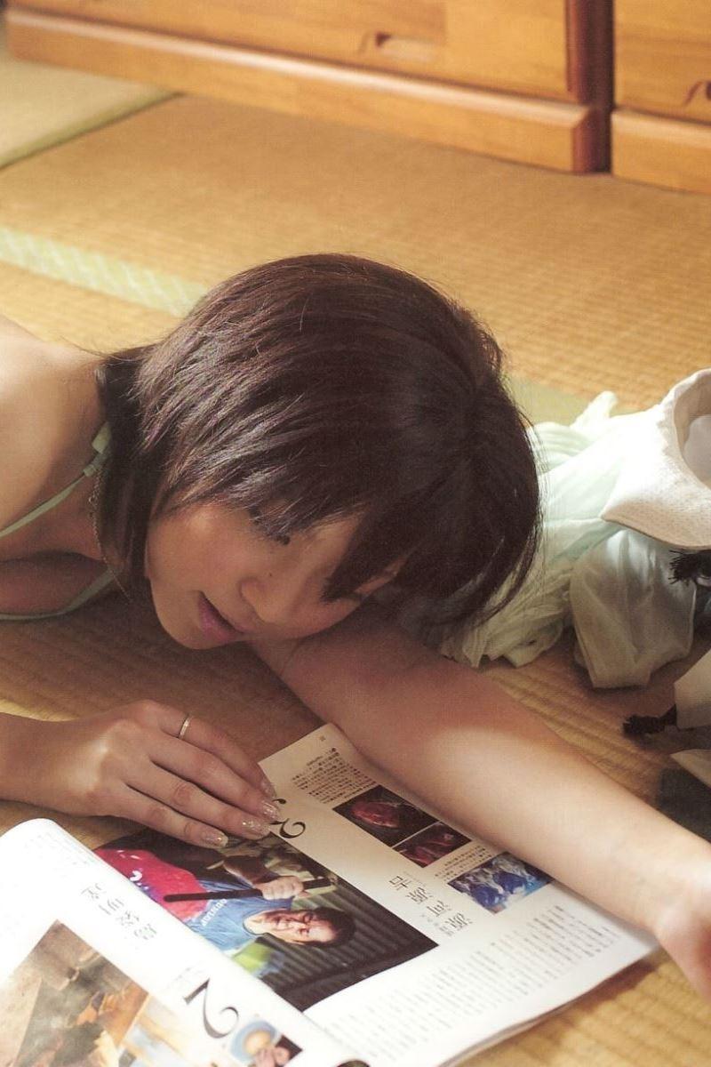 安田美沙子 水着グラビア写真集「ナマミサ」画像 69