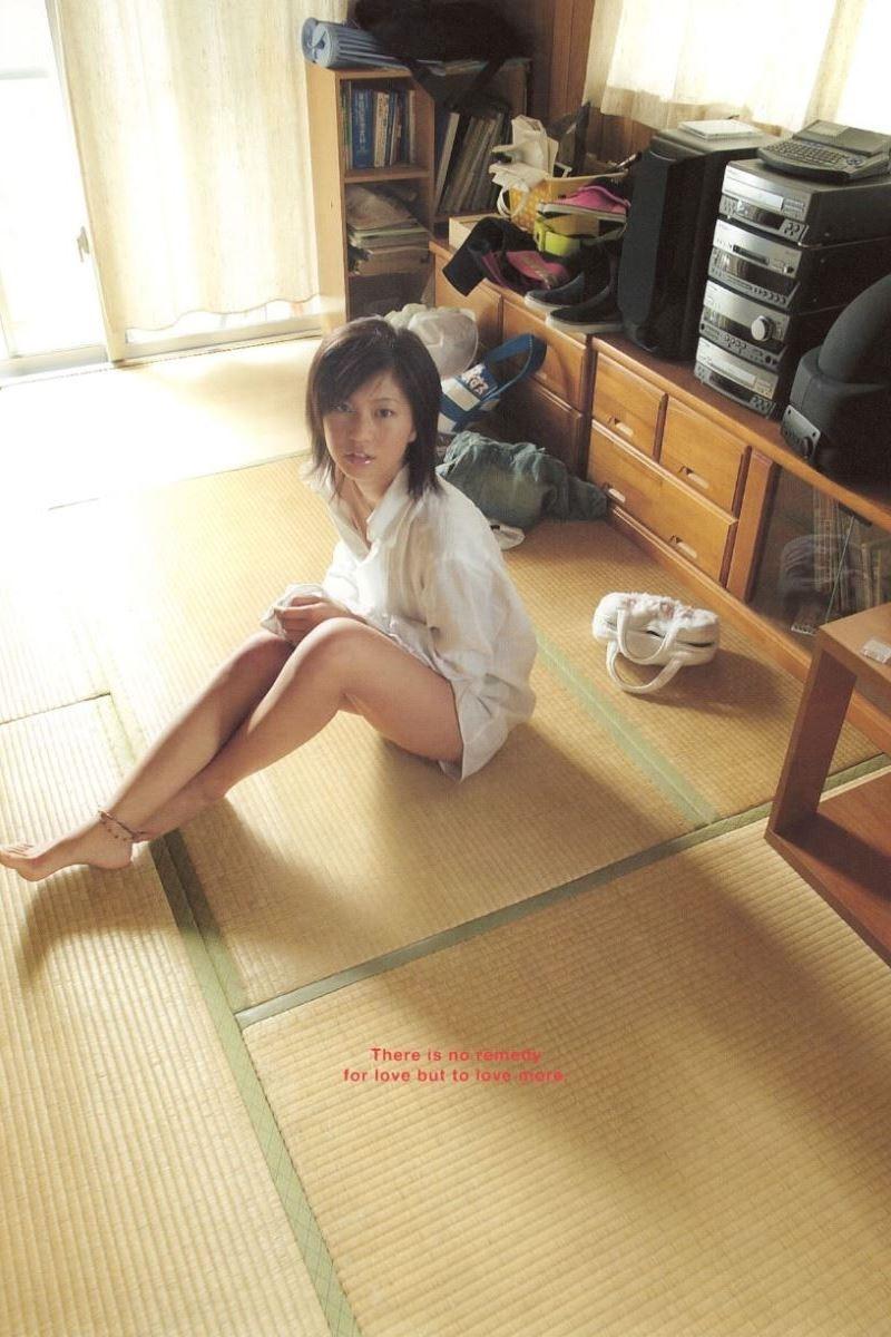 安田美沙子 水着グラビア写真集「ナマミサ」画像 71