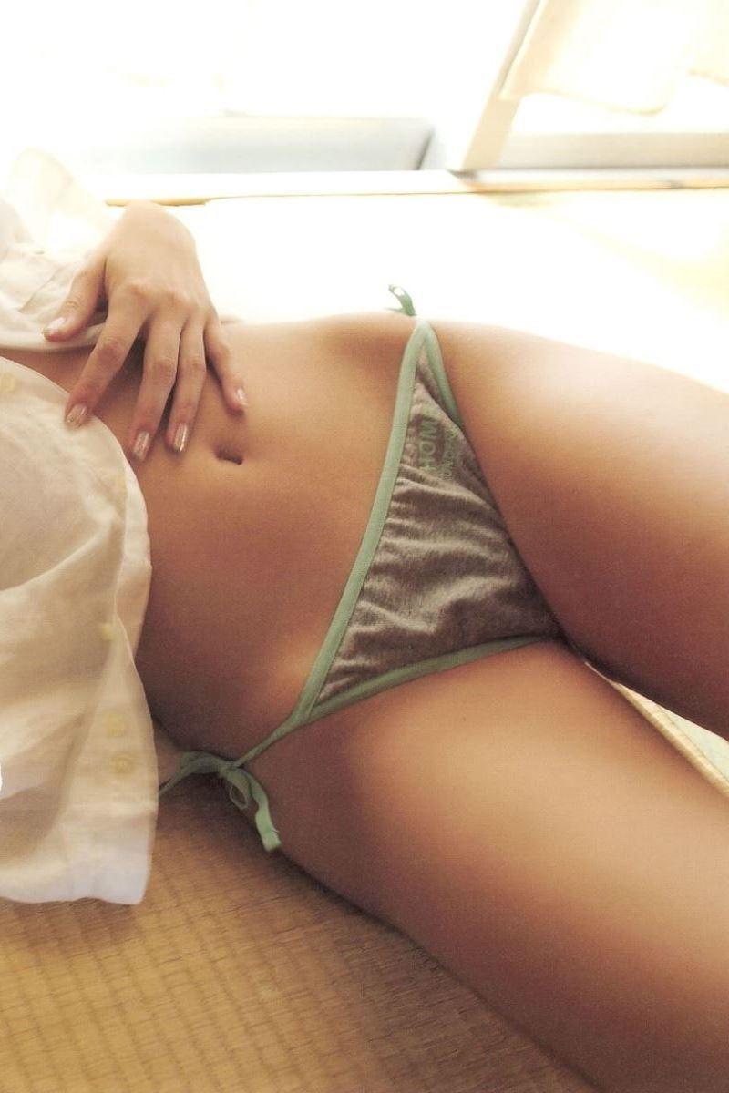 安田美沙子 水着グラビア写真集「ナマミサ」画像 77