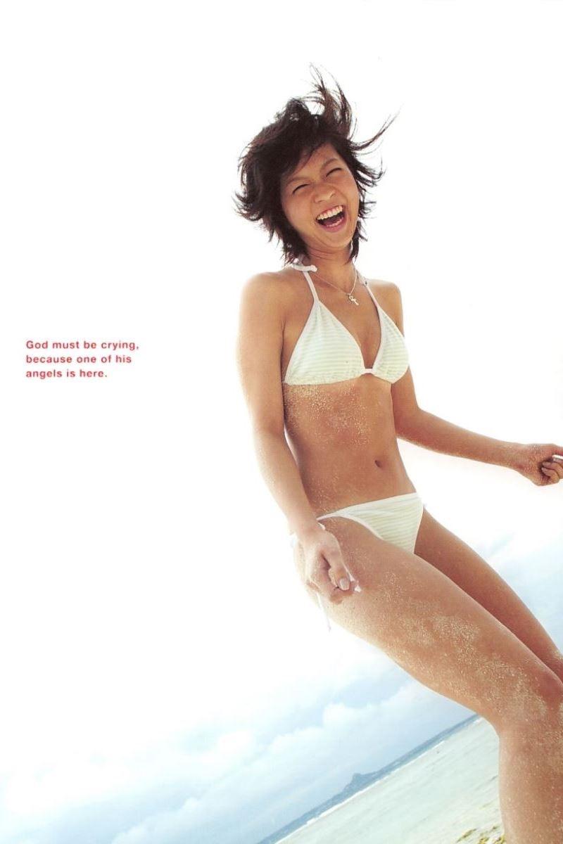 安田美沙子 水着グラビア写真集「ナマミサ」画像 84