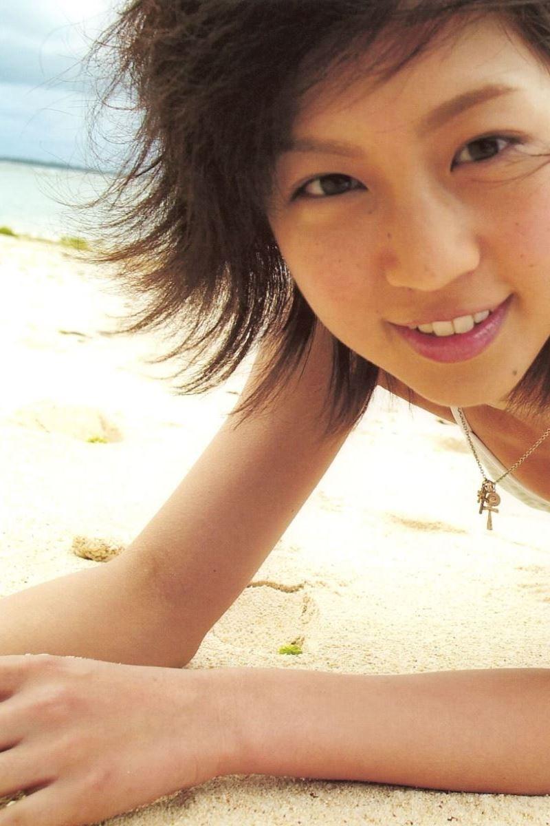 安田美沙子 水着グラビア写真集「ナマミサ」画像 86