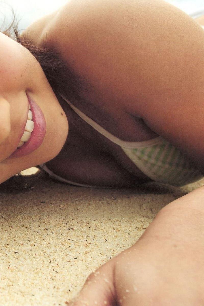 安田美沙子 水着グラビア写真集「ナマミサ」画像 87
