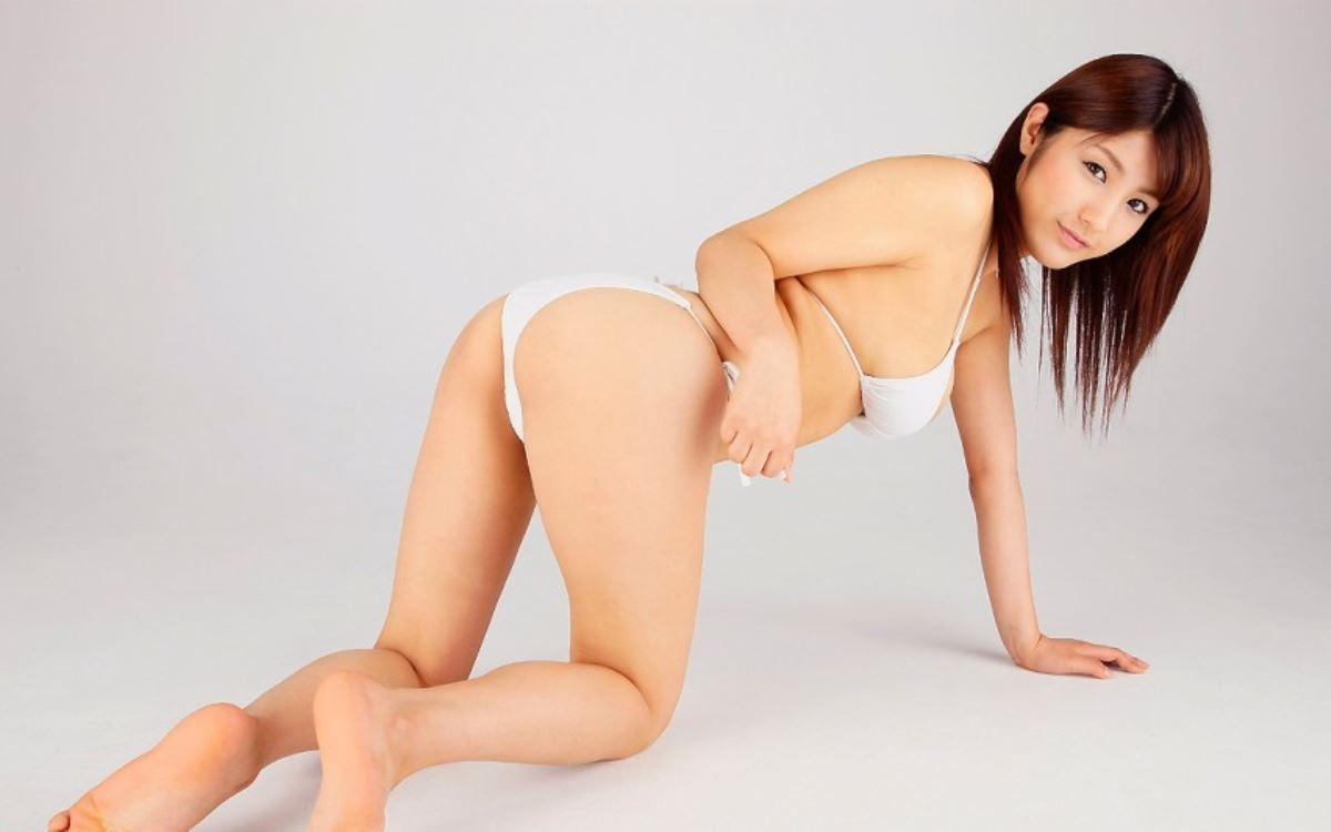 ヒップライン セクシー 渡辺万美 エロ画像 112