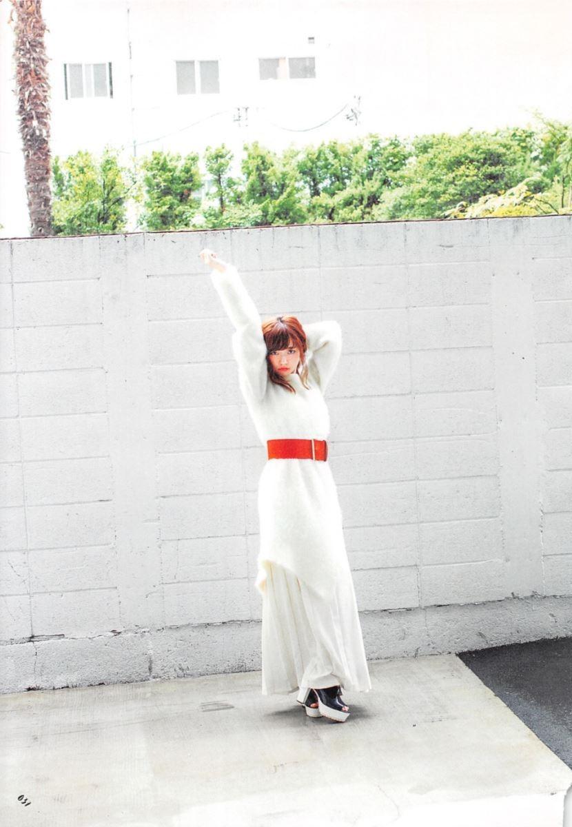 島崎遥香の可愛い私服写真集「ParU」画像 37