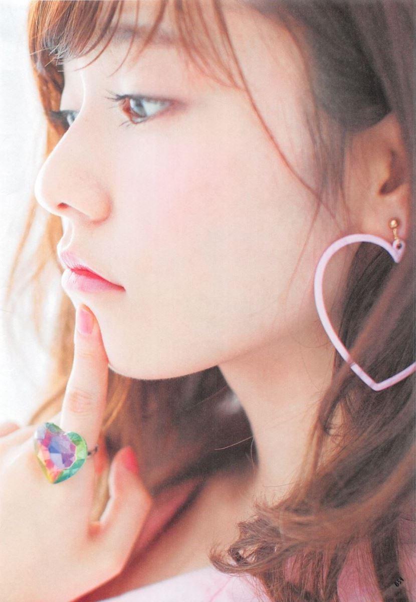 島崎遥香の可愛い私服写真集「ParU」画像 54