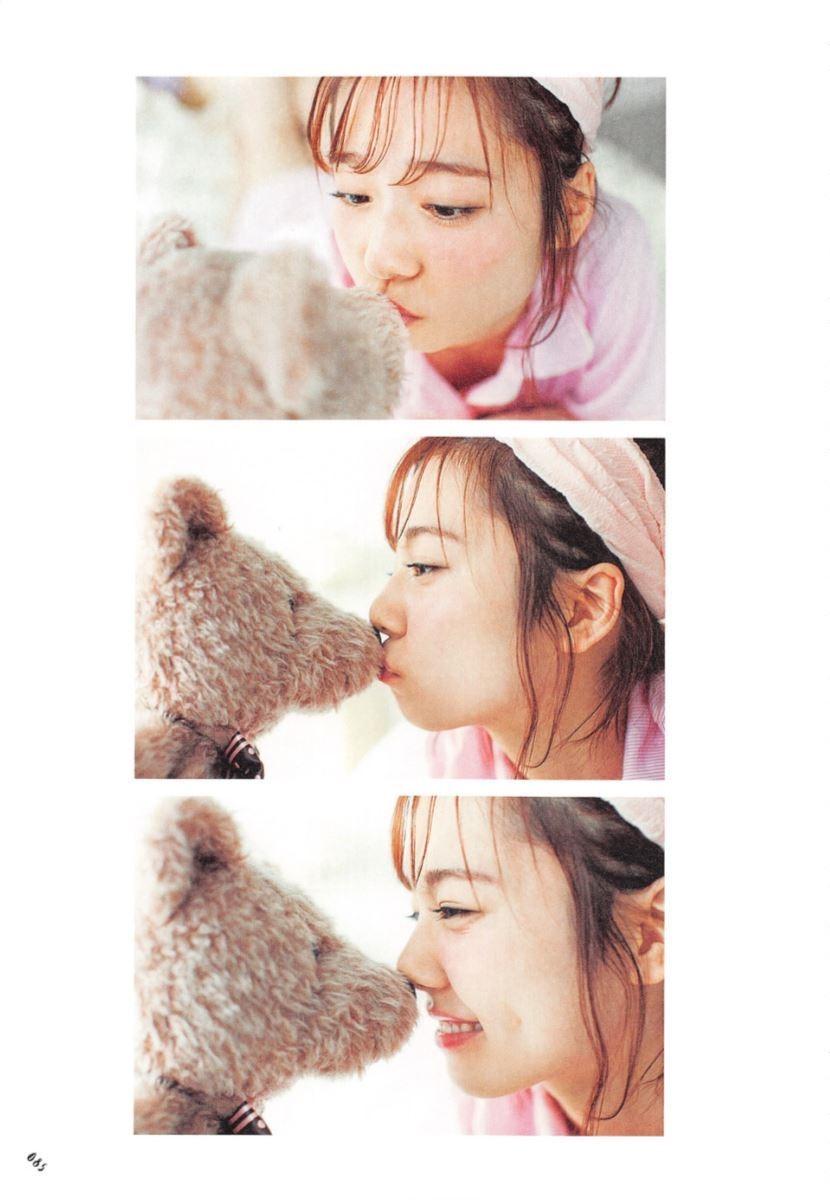 島崎遥香の可愛い私服写真集「ParU」画像 85
