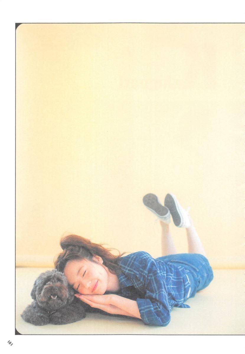 島崎遥香の可愛い私服写真集「ParU」画像 101