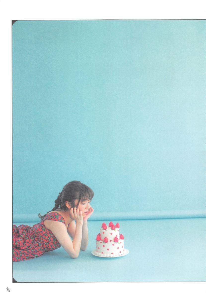 島崎遥香の可愛い私服写真集「ParU」画像 105