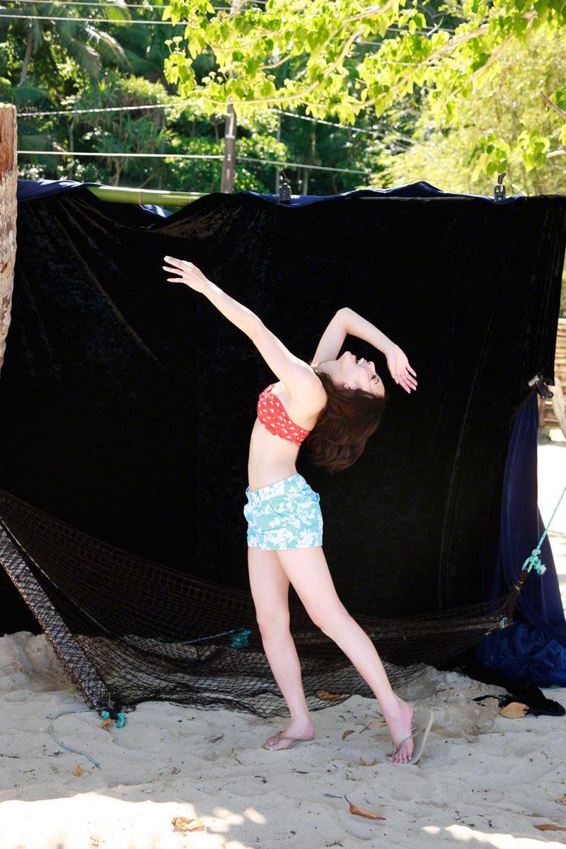 杏さゆり 手ぶらヌードや過激水着のエロ画像 29