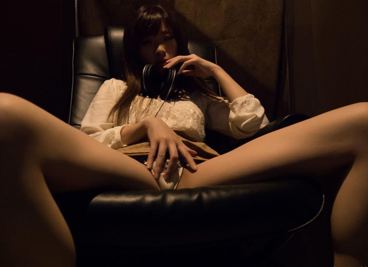 ネットカフェでハメ撮りを楽しむ素人セックス画像 43