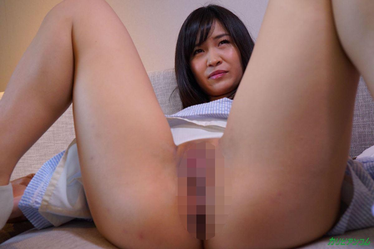 羽多野しずく 元陸上女子 無修正AVデビュー画像 6
