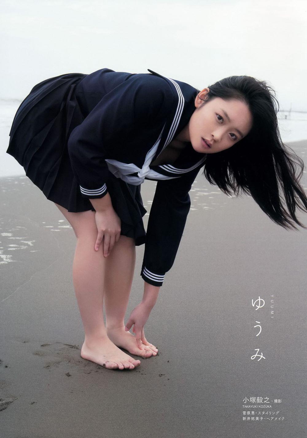 元ジュニアアイドル ゆうみ エロ画像 14