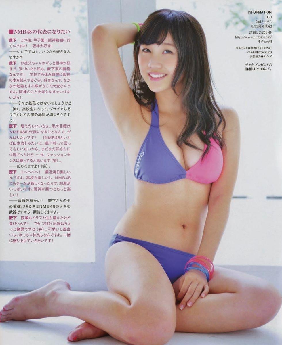 NMB64 薮下柊画像 17