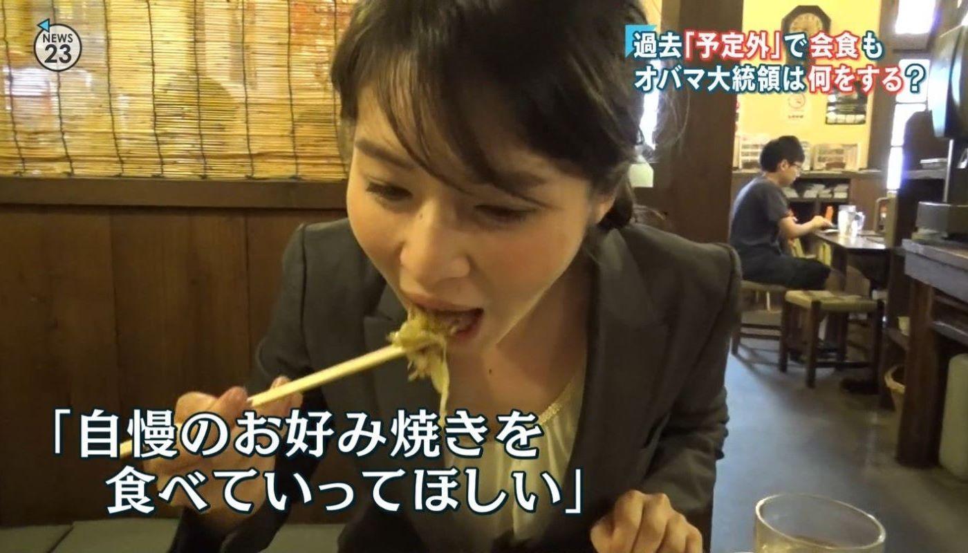 女子アナやアイドルの芸能人フェラ顔・疑似フェラ画像 11
