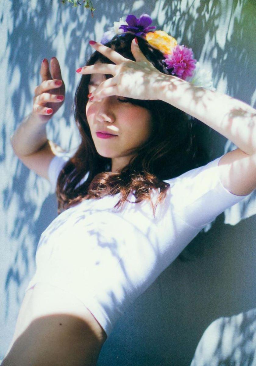 大島優子のオカズ写真集「脱ぎやがれ!」画像 3