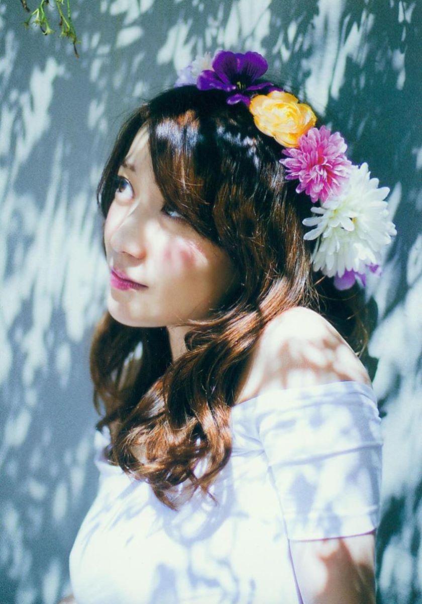 大島優子のオカズ写真集「脱ぎやがれ!」画像 5