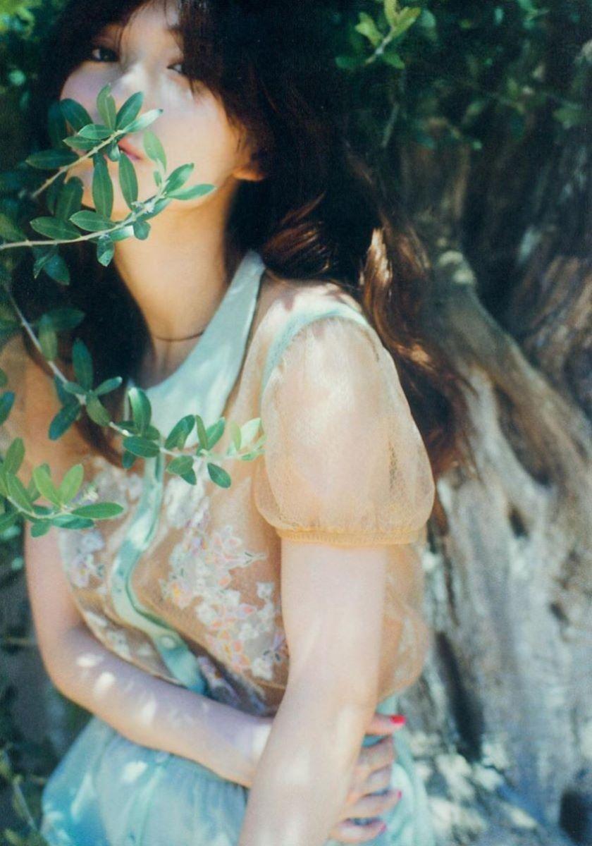 大島優子のオカズ写真集「脱ぎやがれ!」画像 11