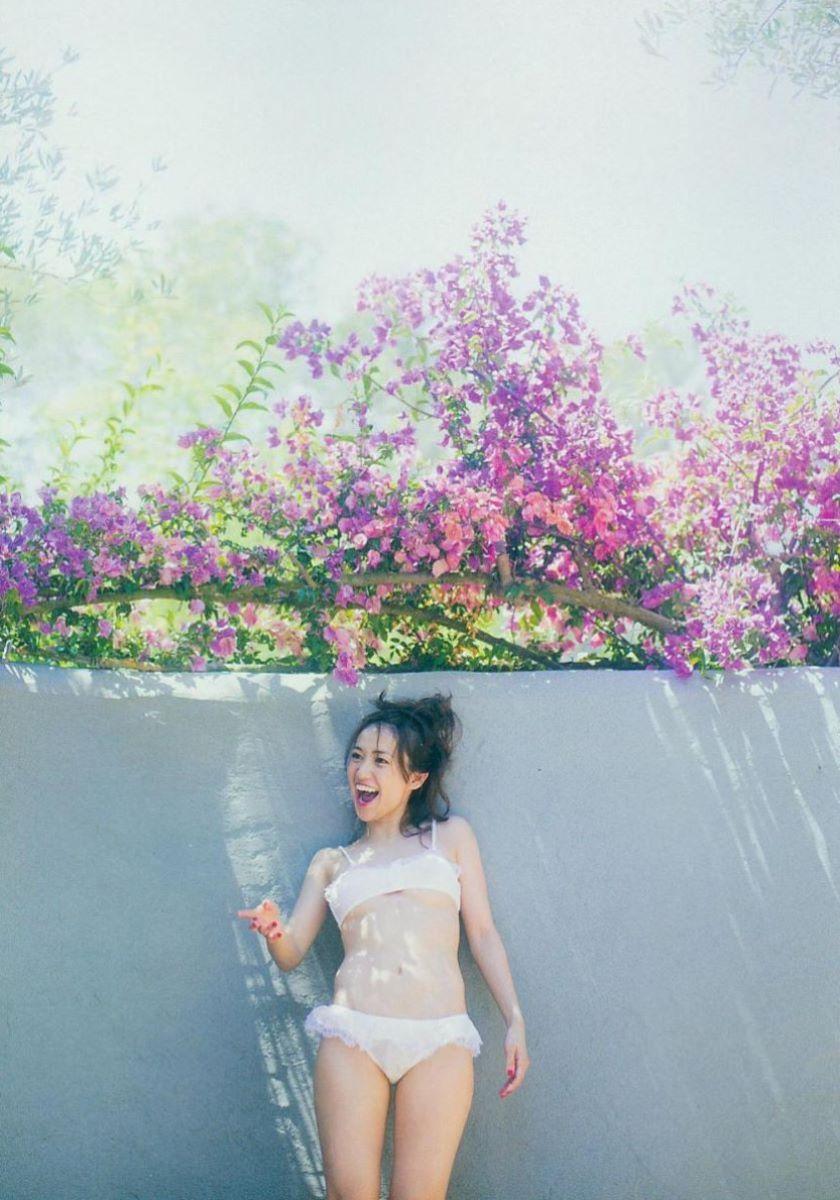 大島優子のオカズ写真集「脱ぎやがれ!」画像 12