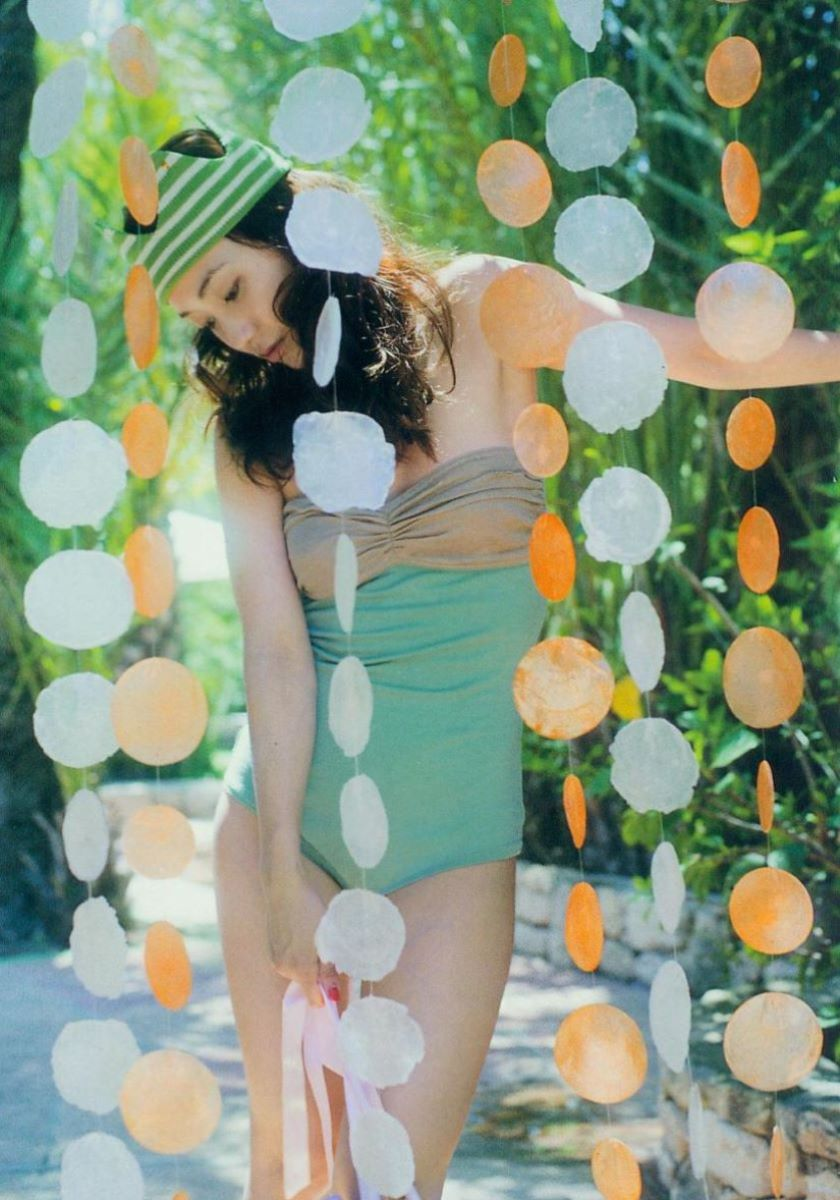 大島優子のオカズ写真集「脱ぎやがれ!」画像 19