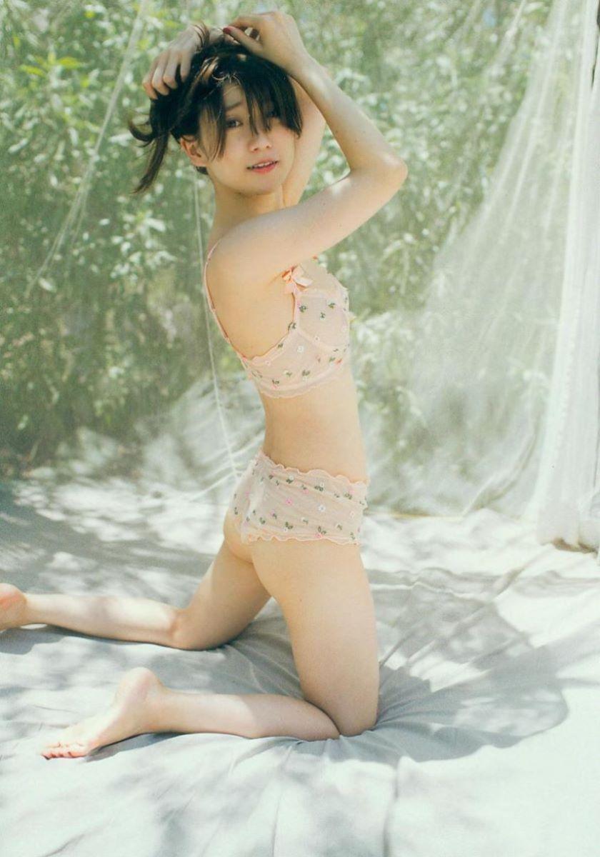 大島優子のオカズ写真集「脱ぎやがれ!」画像 29