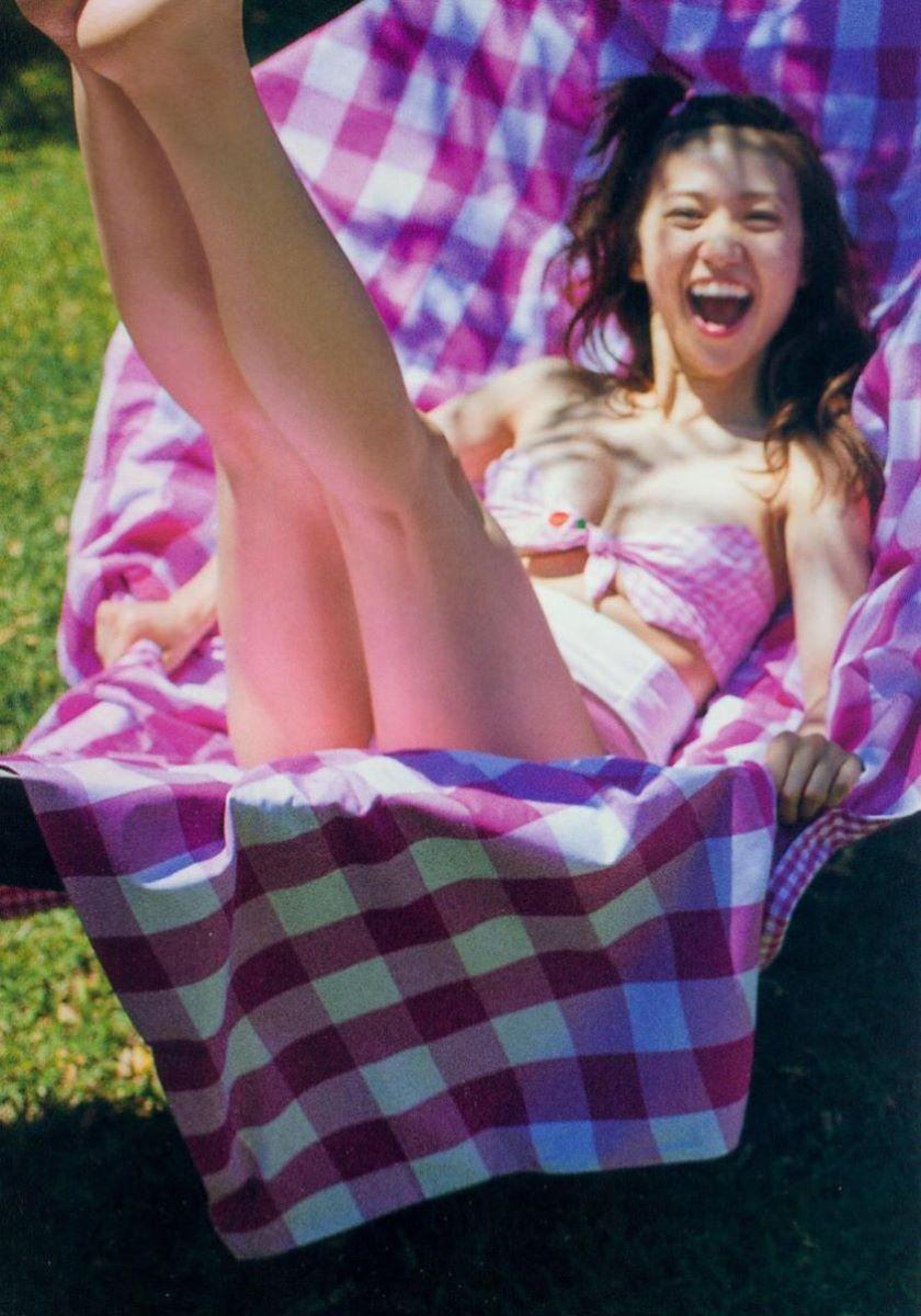 大島優子のオカズ写真集「脱ぎやがれ!」画像 37