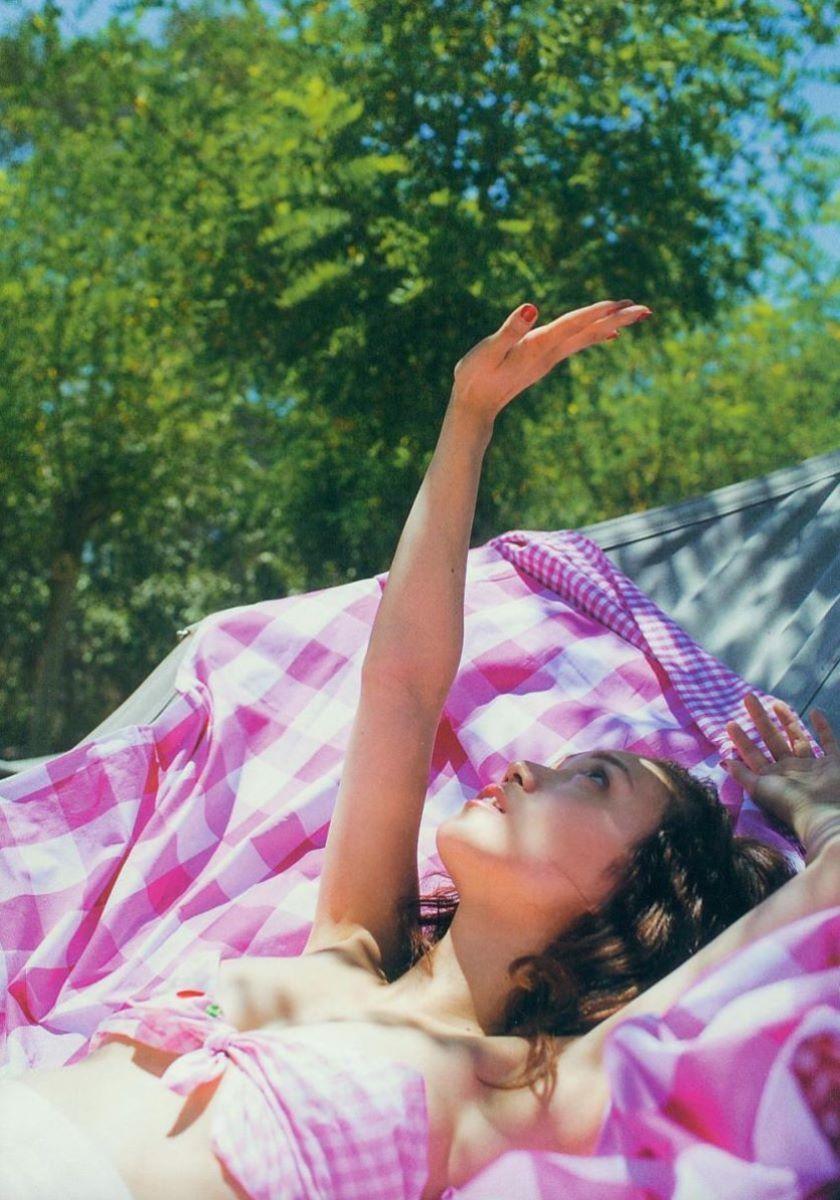 大島優子のオカズ写真集「脱ぎやがれ!」画像 39
