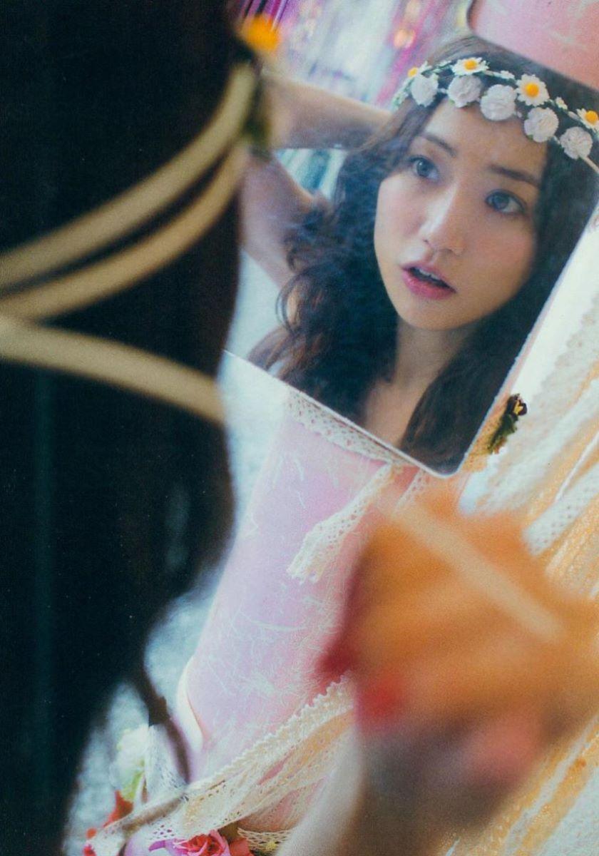 大島優子のオカズ写真集「脱ぎやがれ!」画像 51