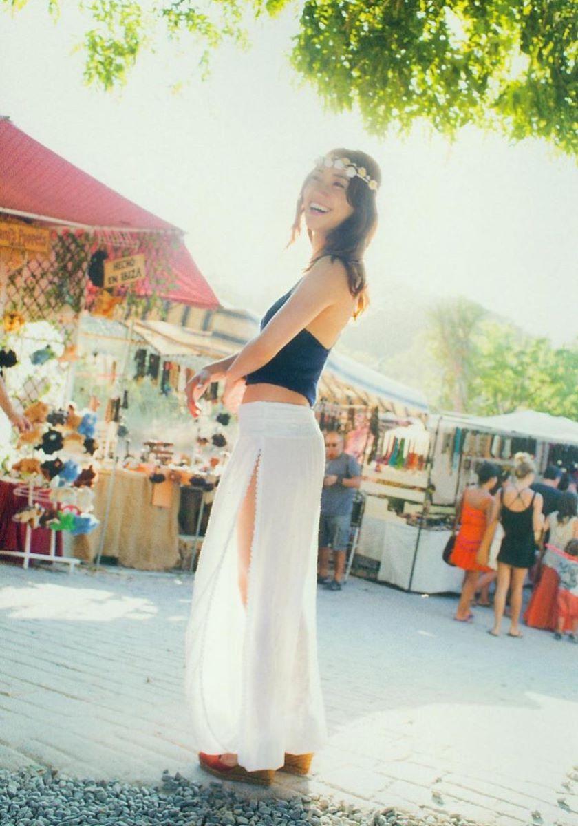 大島優子のオカズ写真集「脱ぎやがれ!」画像 54