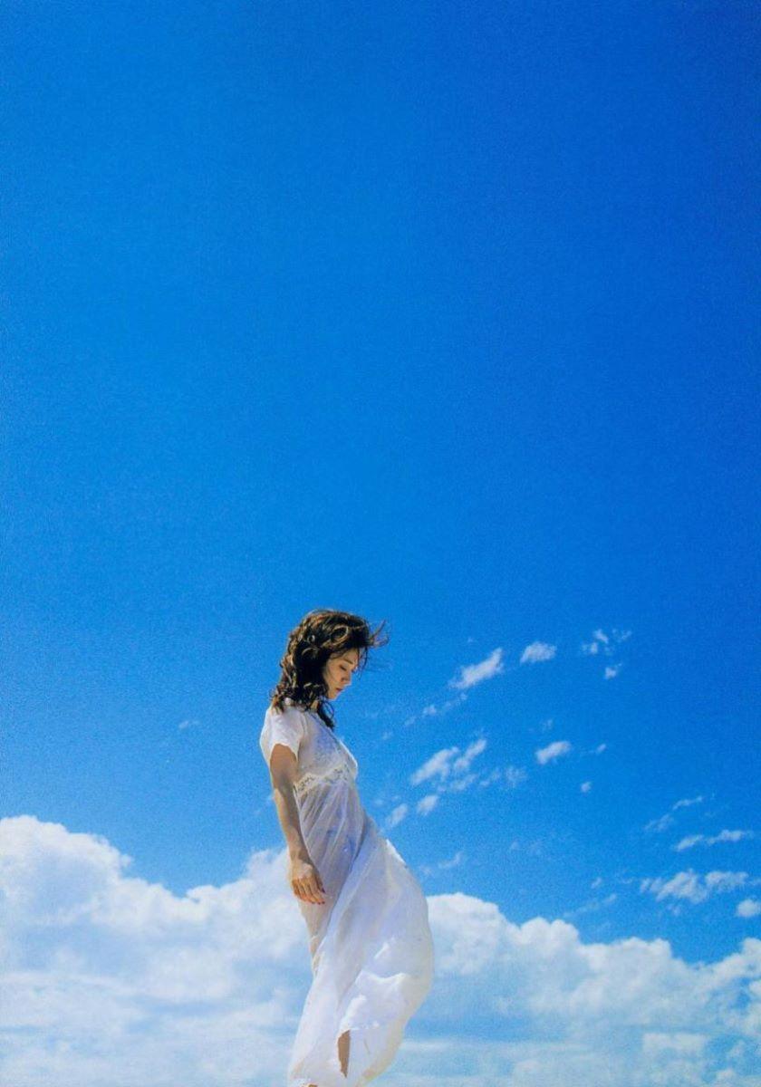 大島優子のオカズ写真集「脱ぎやがれ!」画像 55