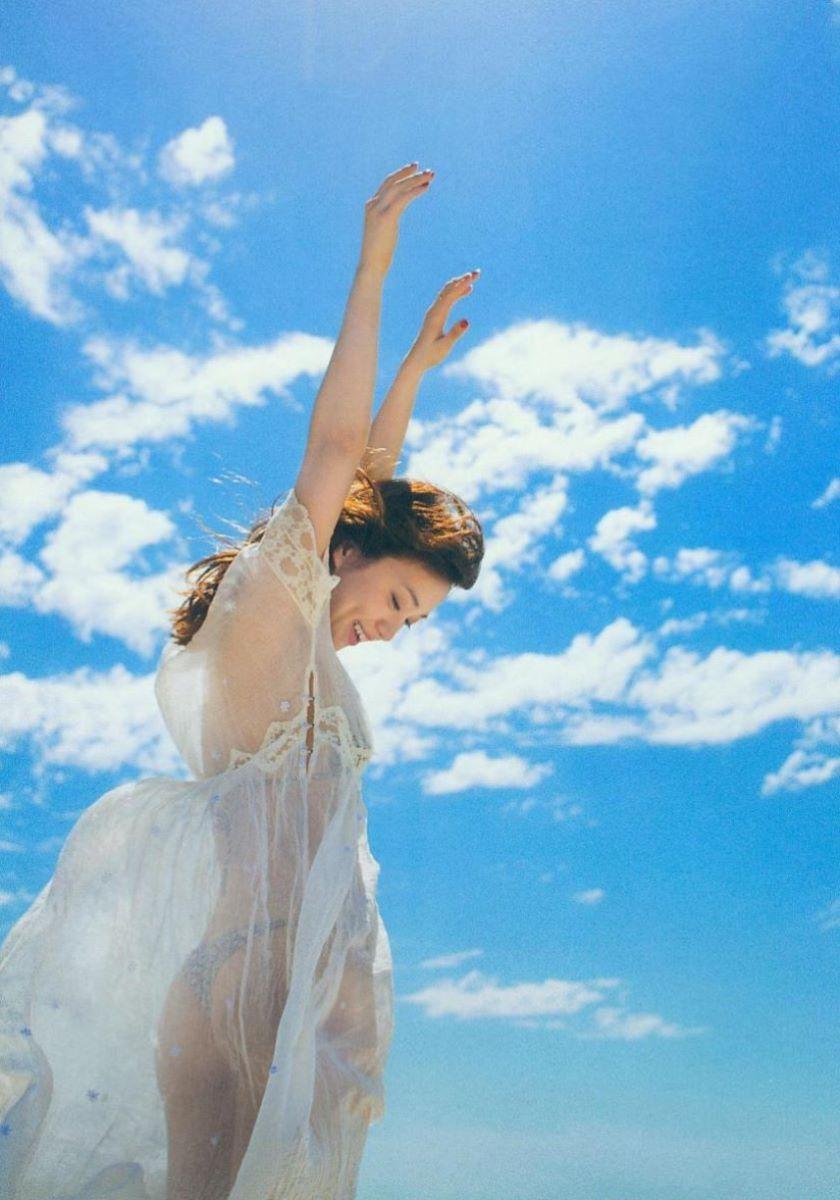 大島優子のオカズ写真集「脱ぎやがれ!」画像 56