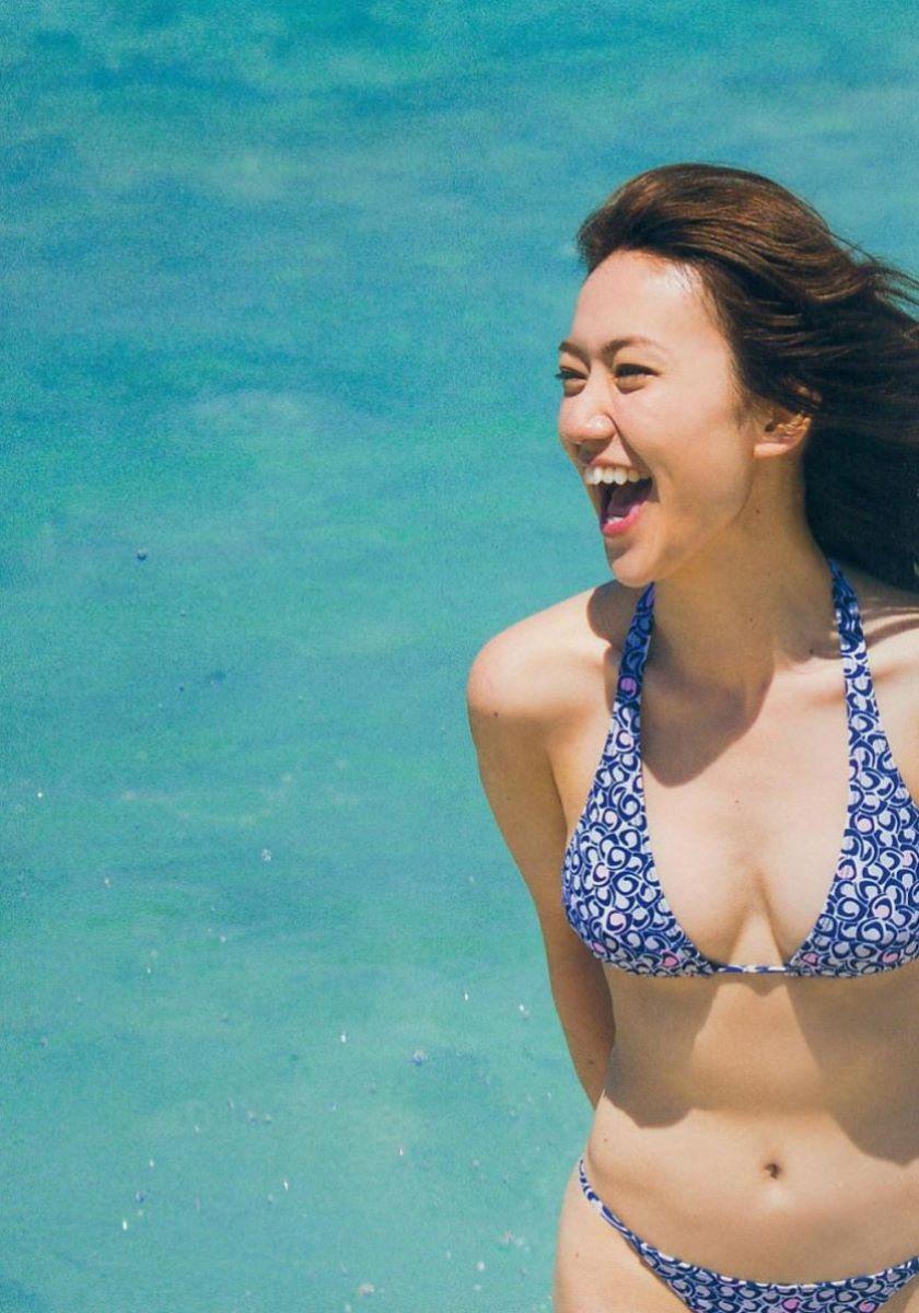 大島優子のオカズ写真集「脱ぎやがれ!」画像 60