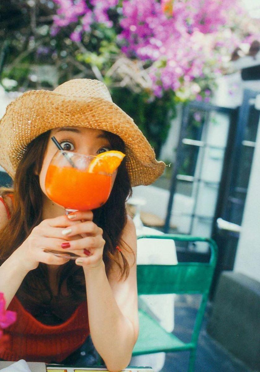 大島優子のオカズ写真集「脱ぎやがれ!」画像 82
