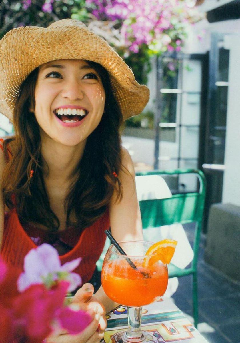 大島優子のオカズ写真集「脱ぎやがれ!」画像 83